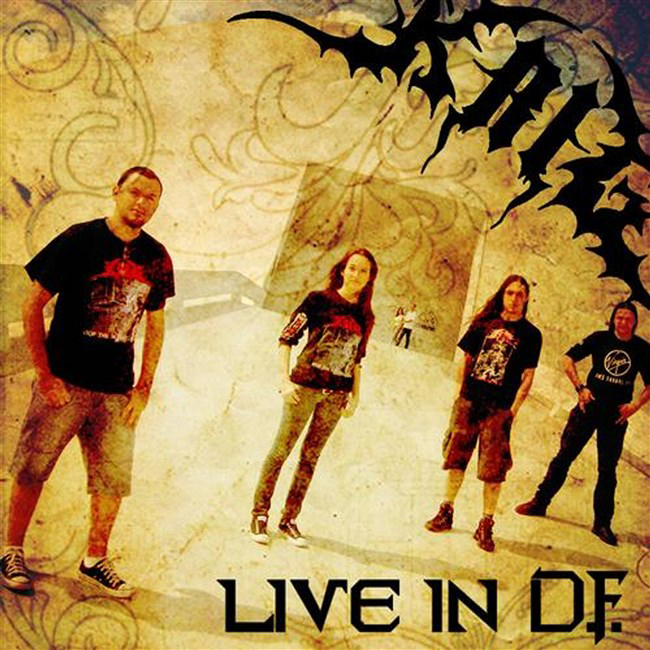 0116 2010 Live in D.F