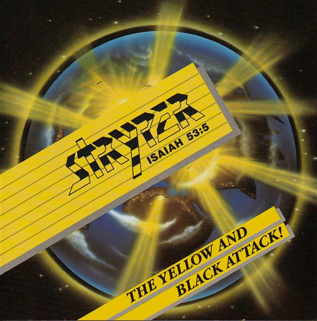 0131 1984 THE YELLOW AND BLACK ATTACK