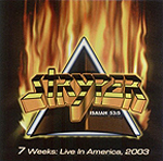 0131 2004 7 WEEKS LIVE IN AMERICA 2003