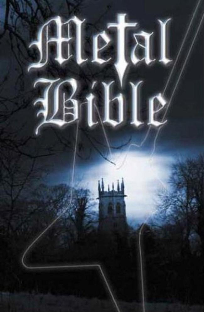 Bible Metal 009