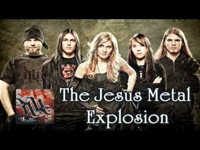 Jésus le Metal013